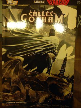 Batman Calles De Gotham