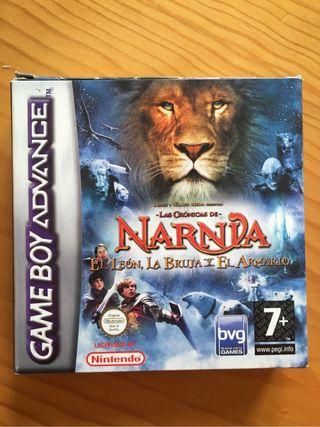 Las Cronicas De Narnia Game Boy Adavance