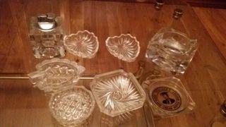ceniceros de cristal