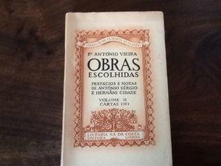 Libro Padre Antonio Vieira