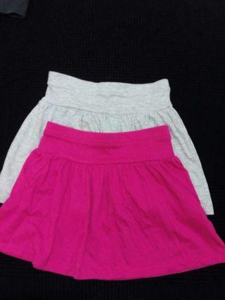Lote falda t. 110/116