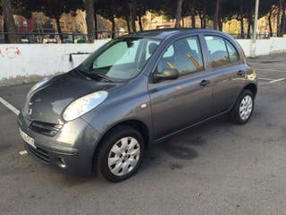 Nissan micra 1.2 gasolina IMPECABLE!!