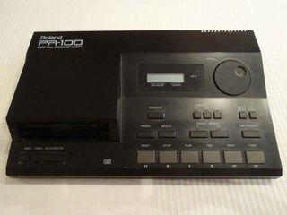 Roland MIDI secuenciador digital PR-100