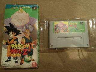 Dragon Ball Z 3 de SuperFamicom (SNES)