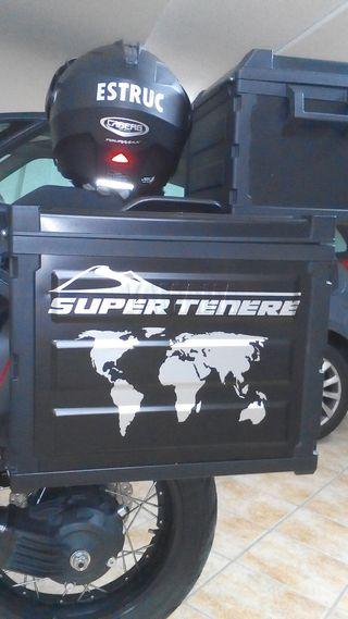 Adhesivos Yamaha Tenere o Supertenere