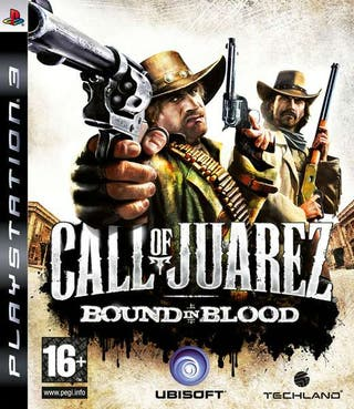 Call of Juarez - Bound in Blood (ps3)
