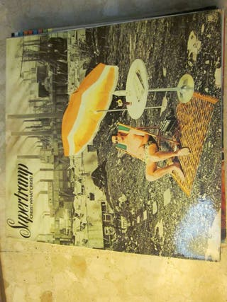 Lp de Vinilo , Supertramp .
