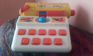 Maquina de escribir dw juguete