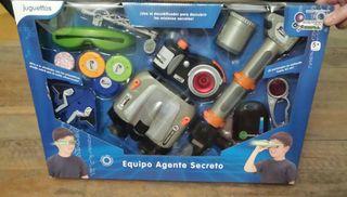 Scientific Tools Equipo Agente Secreto