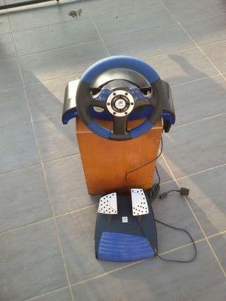 Volante play station 2 speedster3
