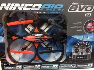 Dron Ninco Air Evo Cam