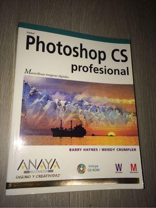 PHOTOSHOP CS PROFESIONAL De Barry Haynes & Wendy Crumpler LIBRO