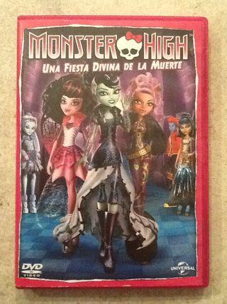 Monster High Una Fiesta Divina De La Muerte