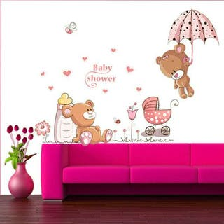 pegatinas vinilos decorativos teddy bbeat