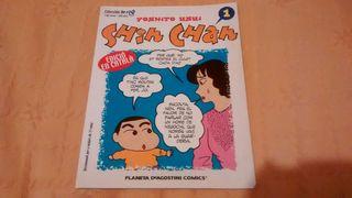"""Manga """"Shin Chan"""" n° 1"""