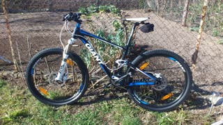 Bicicleta Gyant anthemx talla s suspensiones fox