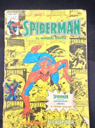 Comic Para Coleccionista Spiderman