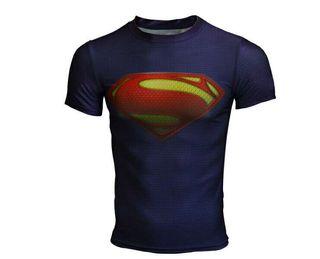 Camiseta super man talla S