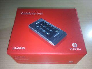 Vodafone LG KU990i negro