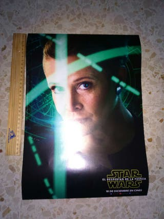 Poster leia Star Wars