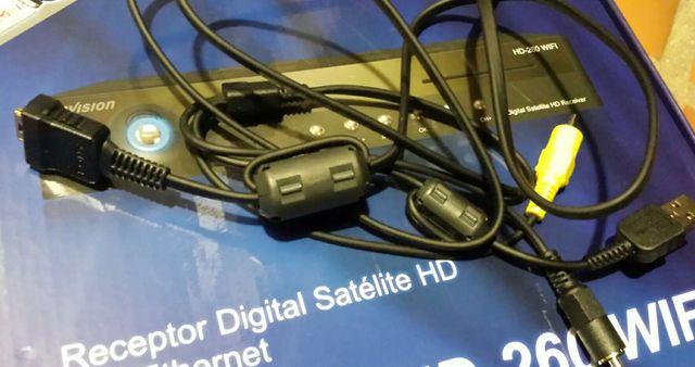 Cables ... de tv informática ...