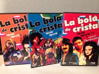 DVD La Bola De Cristal