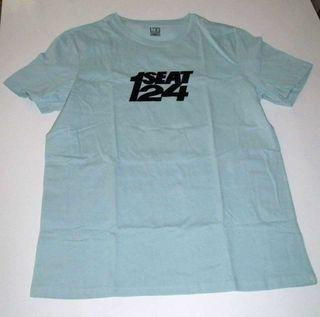 Camiseta Seat 124