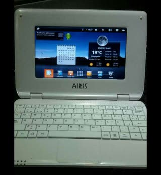 NOTEBOOK AIRIS KIRA 7 ""