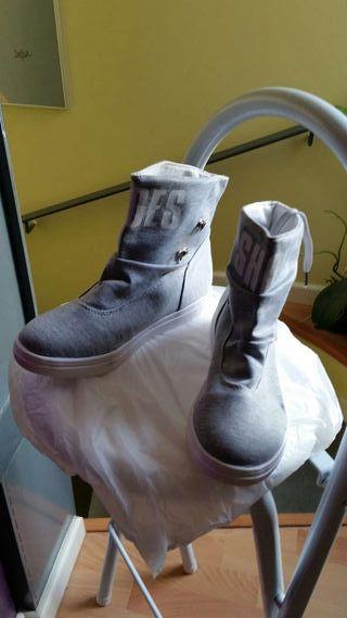Sneakers de tela 38 nuevos
