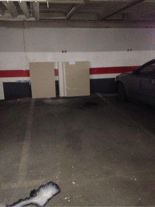 Plaza Garage Parking