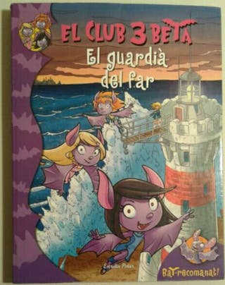 llibre el club 3 Beta El guardià del far