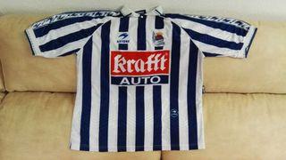 Camiseta Real Sociedad nuevo