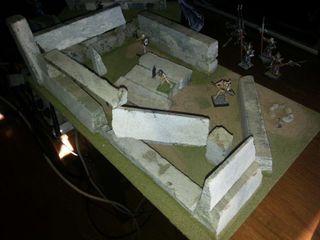Escenografia de warhammer