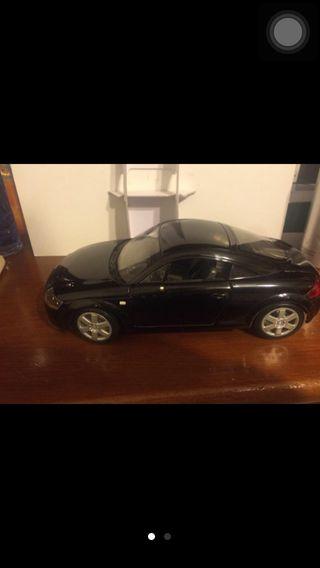 Maqueta Audi Tt