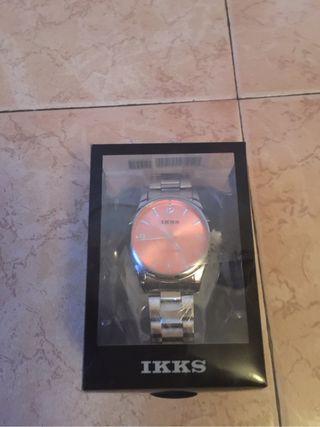 reloj ikks de colección, nuevo a estrenar