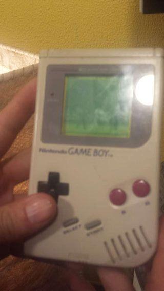 Game boy + 4 juegos