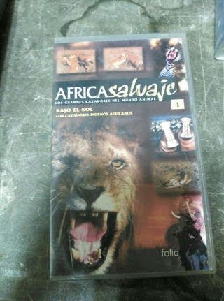 Dvd- vhs-cd's