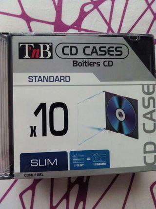 Carátulas para cd