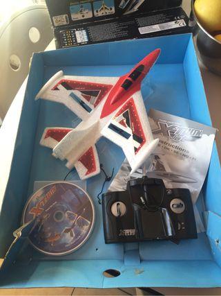 Avion control Remoto