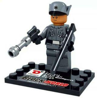 Figura Star Wars general imperio LEGO