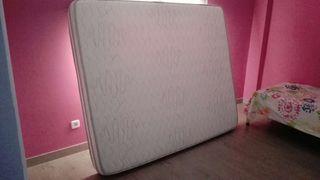Colchón viscoelastico para cama de 160