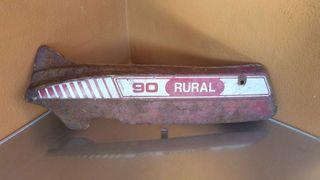 mobilette rural 90 chapa lateral