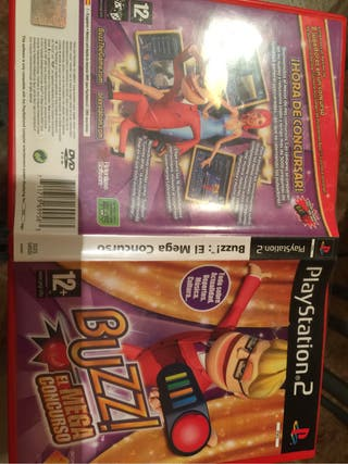 Buzz! El Mega Concurso