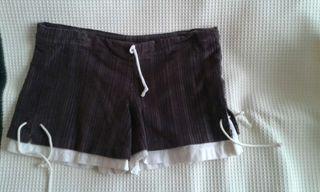 Negrilla falda saraguell