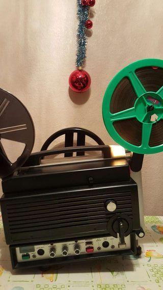 Proyector super 8 marca chinon sonoro