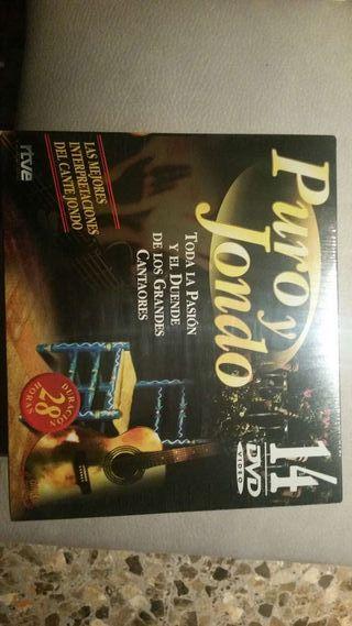 Coleccion dvd flamenco