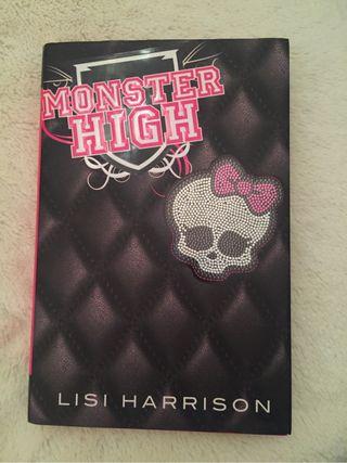 Monster high Libro