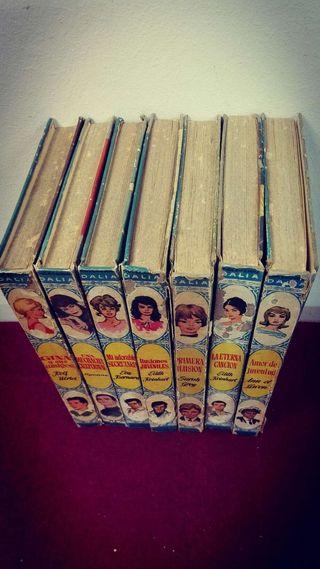 Antiguos libros colección Dalia
