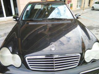 Mercedes compresor clas C 200 gasolina