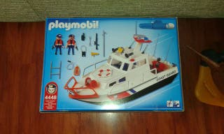 Guarda costas playmobil